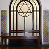 Interiors of Synagogue, Kadoorie Synagogue, Massarelos, Porto, Portugal