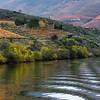 Scenic view of river, Douro River, Douro Valley, Portugal