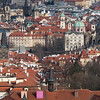 View of Prague city, Czech Republic