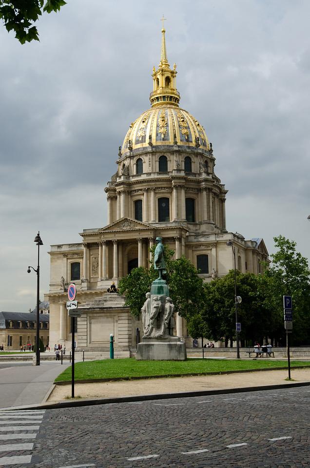 Napoleon's Tomb<br /> <br /> Paris, France