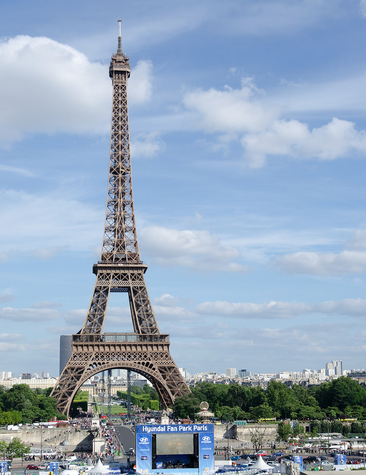 Eiffel Tower <br /> <br /> Paris, France