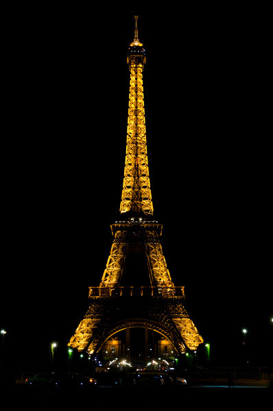 Eiffel Tower<br /> <br /> Paris, France