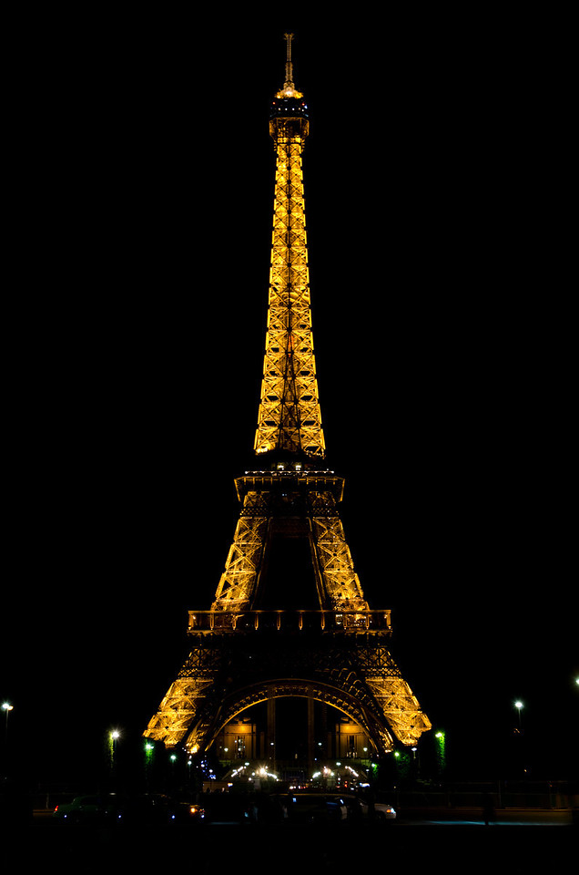 Eiffel Tower<br /> <br /> Paris, France