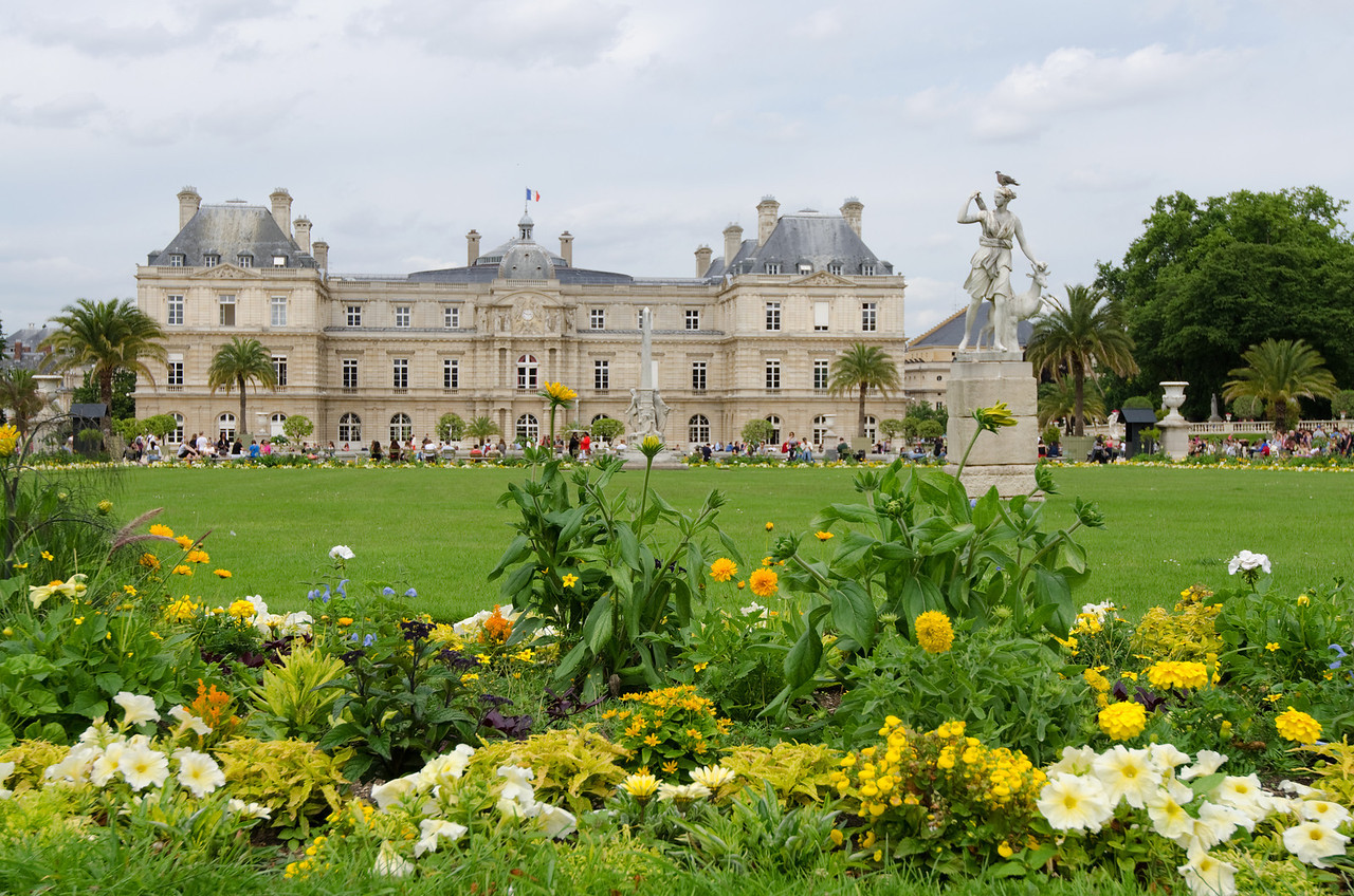 Palais de Luxembourg<br /> <br /> Paris, France
