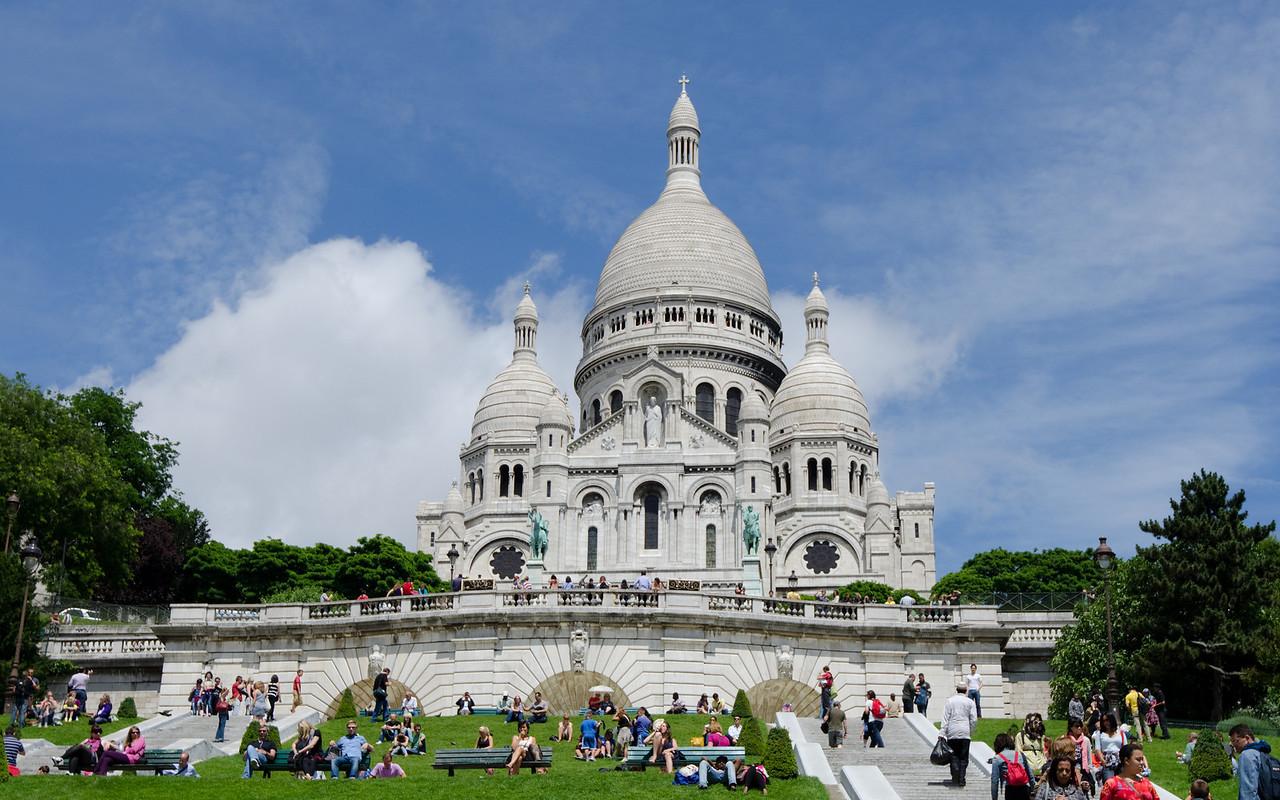 Montemarte<br /> <br /> Paris, France