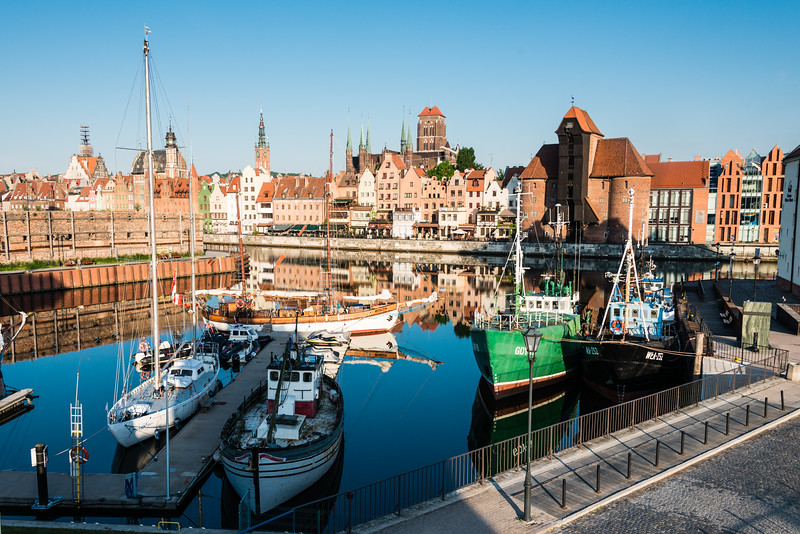 View of Gdansk