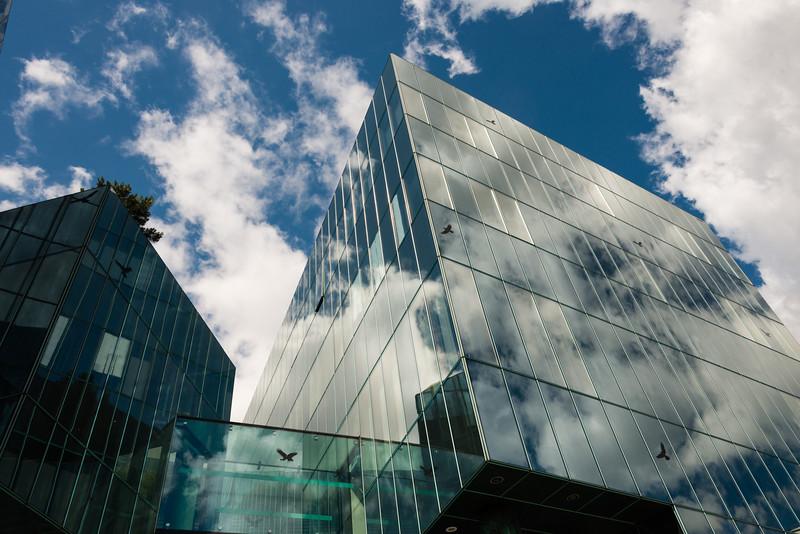 Building, Warsaw