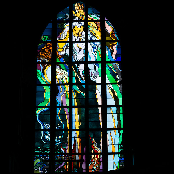Church Window, Kraków