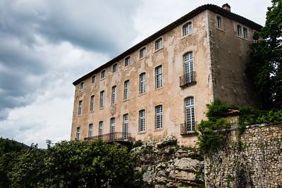 Le Chateau d'Entrecasteaux