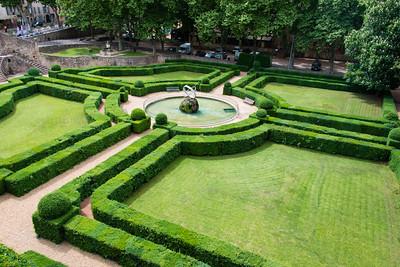 Gardens, Le Chateau d'Entrecasteaux