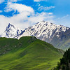 The High Caucasus Mountains