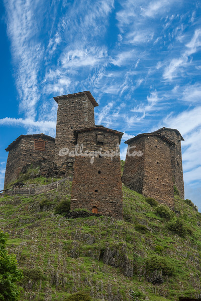 Towers of Omalo