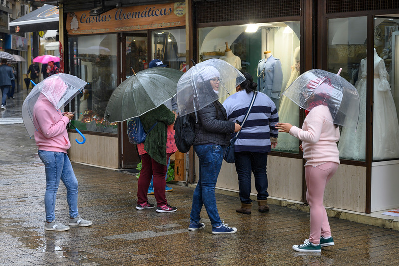 People on the street, Alfalfa, Seville, Seville Province, Spain