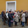 People on the street, Seville, Seville Province, Spain