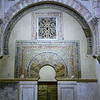 Interiors of Great Mosque of Cordoba, Cordoba, Cordoba Province, Andalusia, Spain