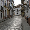 Houses in a city, San Sebatian, Antequera, M�laga, Spain