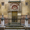 Facade of Great Mosque of Cordoba, Cordoba, Cordoba Province, Andalusia, Spain