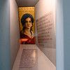 Painting of Susana Ben Sus�n at Jewish Museum, Centro De Interpretacion Juderia De Sevilla, Jewish Quarter of Seville, Santa Cruz, Seville, Seville Province, Spain