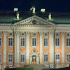 Facade of Swedish House of Nobility, Stockholm, Sweden