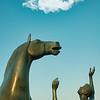 The Horse Tamer, Geneva