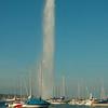 Jet d'Eau, Lake Geneva