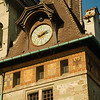 Clock Tower in the Old Town, Geneva