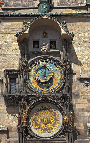 7721 Astronomical Clock - Orloj HDR_