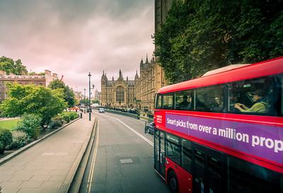 London City bus.
