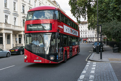 London City bus.
