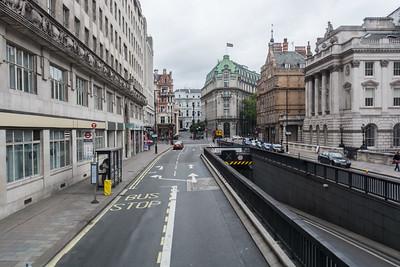 London streets, London England