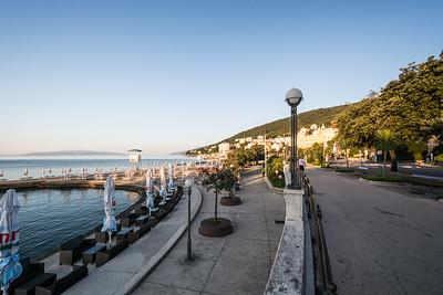 Lungomare seaside promenade