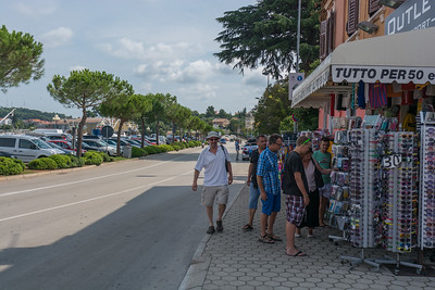 Rovinj shopping Photos