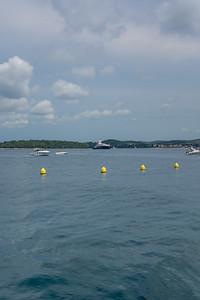 Rovinj harbour Photos with High Power III yacht