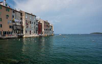 Rovinj harbour Photos