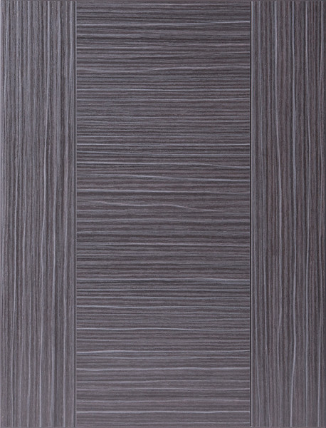 STRIPPED CHARCOAL - Audacia Door