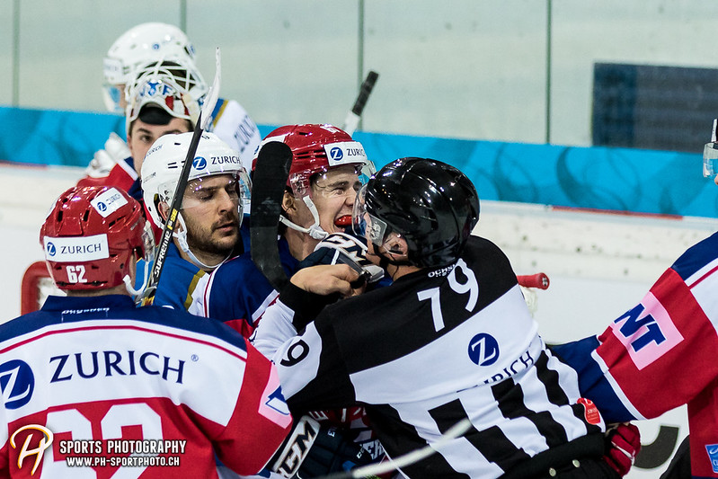 Swiss Ice Hockey Cup 1/4 Final: EV Zug - SC Rapperswil-Jona Lakers - 1:5
