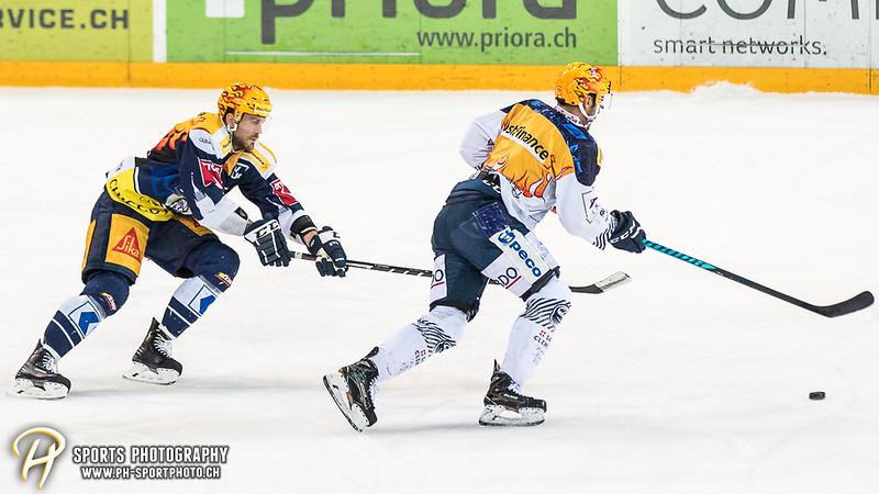 National League: EV Zug - HC Ambri-Piotta - 5:3