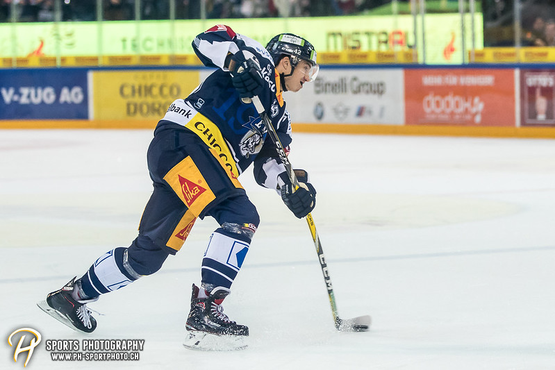 National League: EV Zug - HC Ambri-Piotta - 4:2