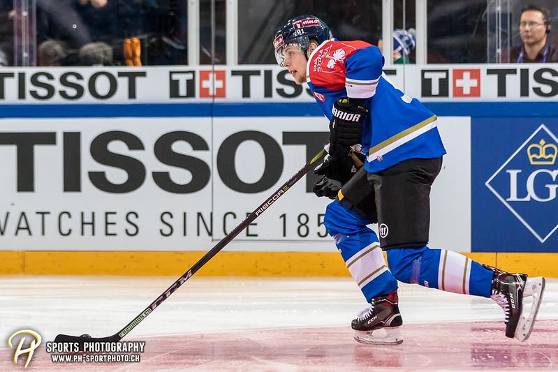 Champions Hockey League: EV Zug - HC Kometa Brno - 2:5