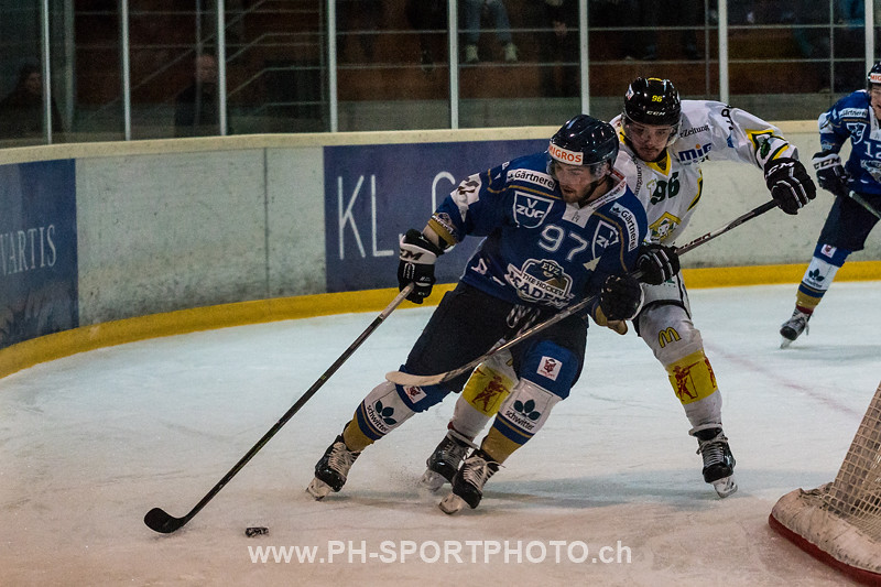 Freundschaftsspiel NLB: EV Zug - Hockey Thurgau - 4:3