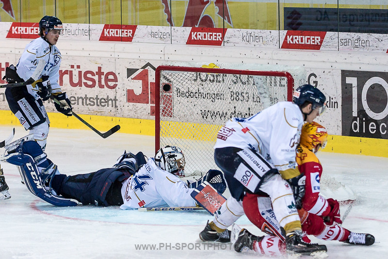National League B: SC Rapperswil-Jona Lakers - EVZ Academy - 2:4
