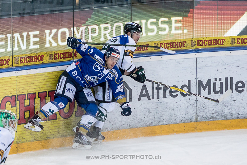 National League B: EVZ Academy - EHC Olten - 2:3 OT