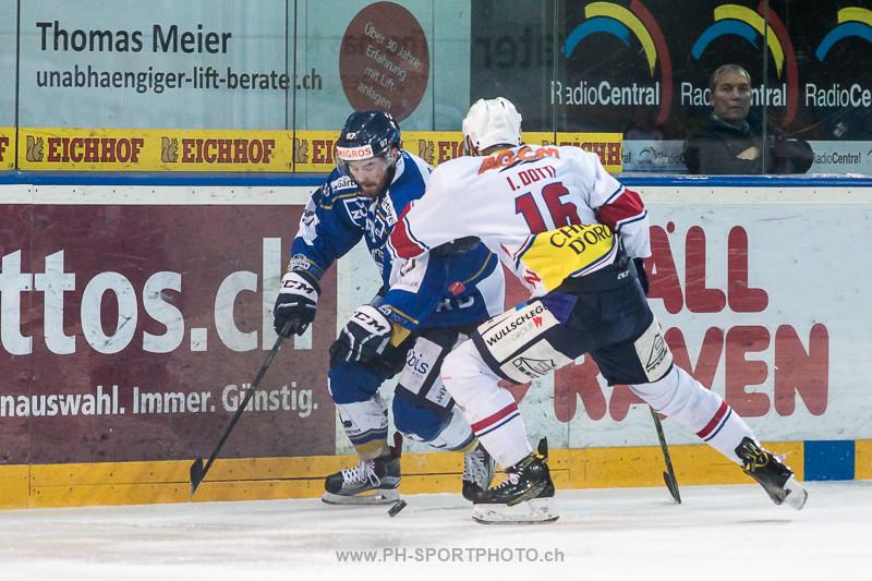 National League B: EVZ Academy - HC Biasca Ticino Rockets - 5:6 OT