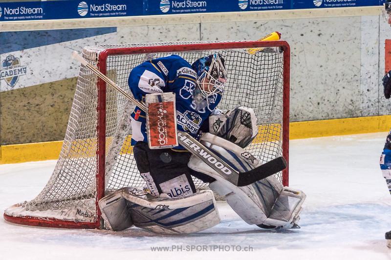 National League B: EVZ Academy - EHC Winterthur - 3:4