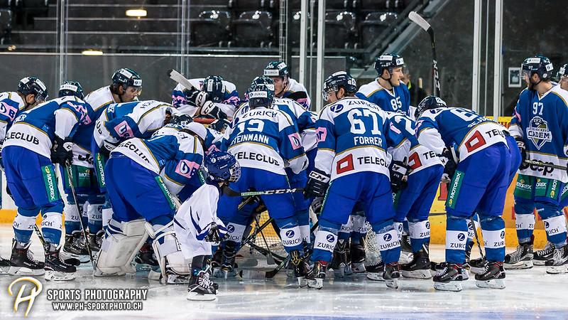 Swiss Ice Hockey Cup 1/16-Final: EVZ Academy - HC Ambri-Piotta - 2:3 OT