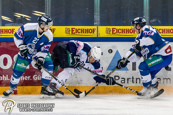 Swiss Ice Hockey Cup 1/16-Final: EVZ Academy - HC Ambri-Piotta - 2:3 OT