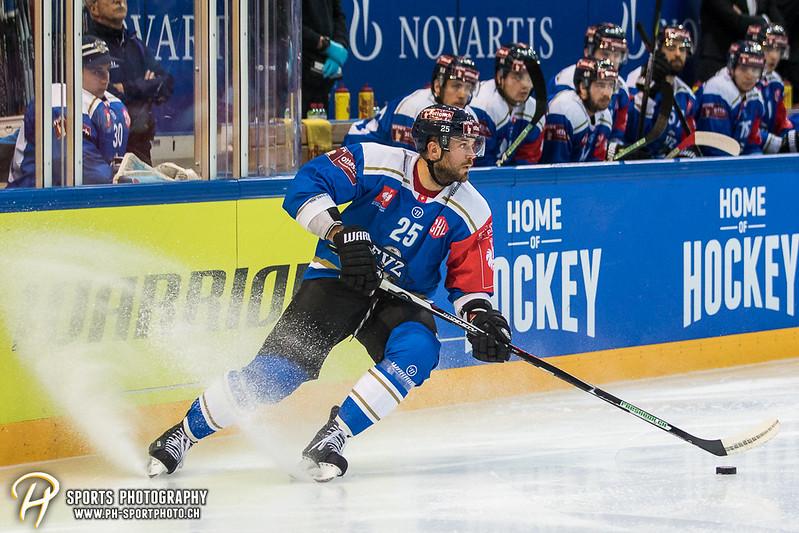 Champions Hockey League: EV Zug - JYP Jyväskylä - 6:3 - Bild-ID: 201709020584
