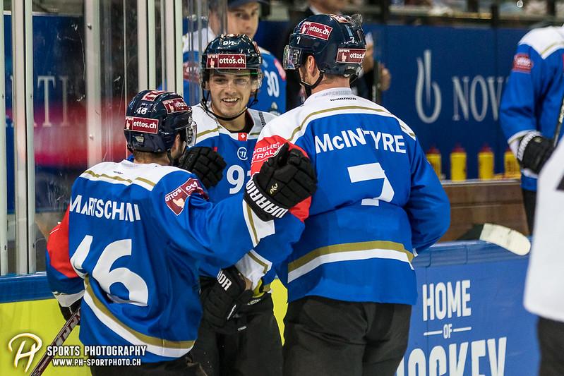 Champions Hockey League: EV Zug - JYP Jyväskylä - 6:3 - Bild-ID: 201709020734