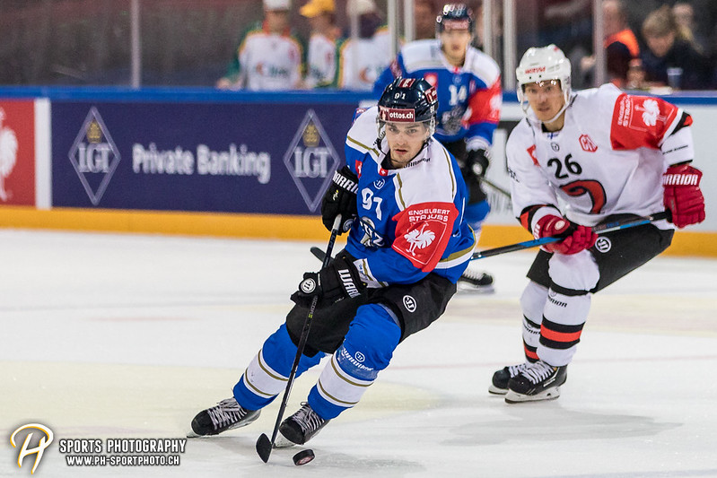 Champions Hockey League: EV Zug - JYP Jyväskylä - 6:3 - Bild-ID: 201709020855