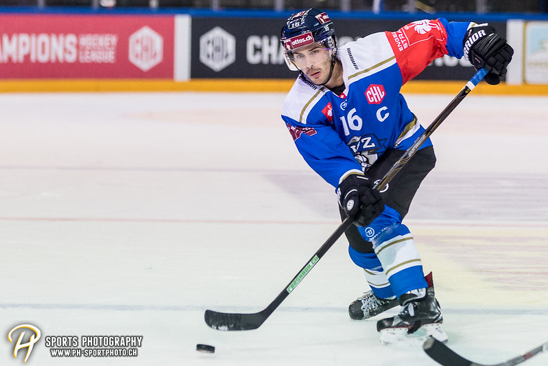 Champions Hockey League: EV Zug - JYP Jyväskylä - 6:3 - Bild-ID: 201709021003